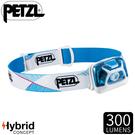 【PETZL 法國 TIKKA頭燈《白》】E093FA03/300流明/頭燈/登山露營/手電筒/緊急照明