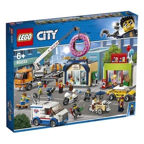 LEGO 樂高 60233 Donut shop opening