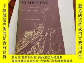 二手書博民逛書店Fearful罕見symmetry,: A study of William BlakeY94537 Nort