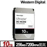 WD Ultrastar DC HC510 10TB 企業級 氦氣封裝硬碟  (HUH721010ALE604/0F27606)