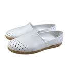 native VERONA 休閒鞋 洞洞鞋 白色 男女款 11101800-1955 no910