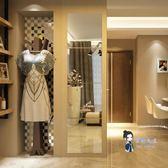 拼接試衣鏡 大鏡子全身鏡壁掛黏貼寢室試衣鏡貼牆簡約穿衣鏡櫃宿舍落地鏡學生