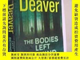 二手書博民逛書店The罕見Bodies Left BehindY85718 Je
