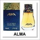 ALMA Alma Eau de Parfum 非常情人淡香精 50ml