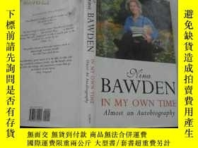 二手書博民逛書店罕見在我自己的時間裏Y10284 Nina Bawden Lit