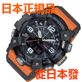 免運費 日本正規貨 CASIO G-Shock MASTER OF G MUDMASTER Quartz 觀看 男士手錶 GG-B100-1A9JF