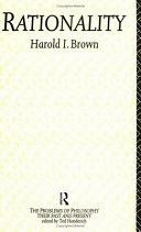 二手書博民逛書店 《Rationality》 R2Y ISBN:0415055172│Psychology Press