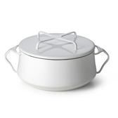 Kobenstyle 雙耳砂鍋2QT (白)