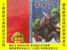 二手書博民逛書店roddy罕見Doyle Rover saves christmas 羅迪·道爾漫遊者拯救聖 誕節Y2003