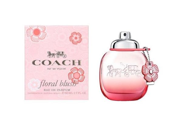 岡山戀香水~COACH Floral Blush 嫣紅芙洛麗女性淡香精50ml~優惠價:1750元