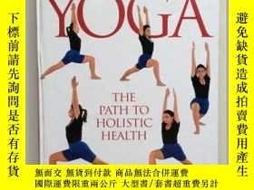 二手書博民逛書店Yoga:罕見The Path to Holistic Heal