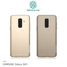 NILLKIN SAMSUNG Galaxy A6+ 本色TPU軟套 全包覆 清水軟套 保護套 手機套 透明殼