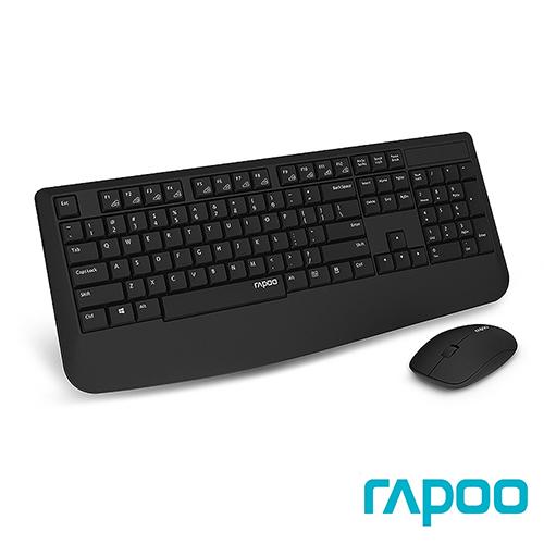 【7折專區】 rapoo 雷柏 1800P5 無線鍵鼠組