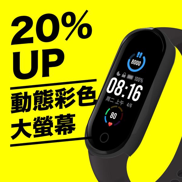 現貨不用等 小米手環5 標準版 套裝版 智能手環 心率 計步 磁吸式 睡眠 保固一年