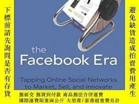 二手書博民逛書店The罕見Era: Tapping Online Social