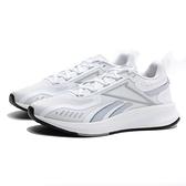 REEBOK 休閒鞋 FUSIUM RUN 20 白 網布 透氣 慢跑 復古 男女 (布魯克林) EH0009