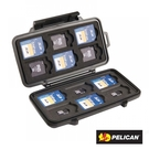 【EC數位】美國 派力肯 PELICAN 0915 記憶卡保存盒 SD 記憶卡 氣密 防水盒 防護盒