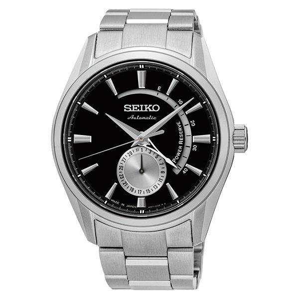 SEIKO 精工 PRESAGE 防水 男錶 機械錶 4R57-00A0D(SSA305J1)
