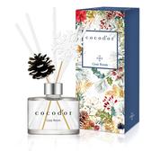 韓國 cocod'or 冬季聖誕節限量擴香瓶(雪花款) 200ml 擴香 香氛 芳香 香氛劑 擴香瓶 交換禮物 cocodor