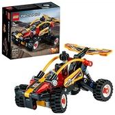 LEGO 樂高 Technic Buggy 42101Dune Buggy 玩具 (117 件)