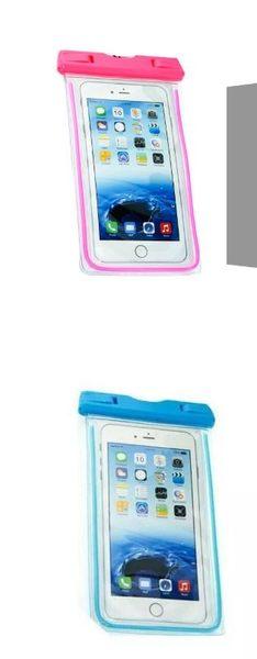 可觸屏手機防水袋 蘋果iphone6s/plus防水袋 各廠牌通用夜光手機防水袋【Mr.1688先生】