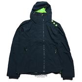 AIRWALK 外套 深藍 厚 風衣 連帽 休閒 男 (布魯克林) A331143372