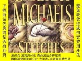 二手書博民逛書店Stitches罕見In TimeY364682 Michaels, Barbara Harpercollin