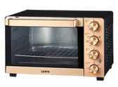 ◤A級福利品‧數量有限◢【SAMPO聲寶】35L雙溫控油切旋風烤箱 KZ-KB35F