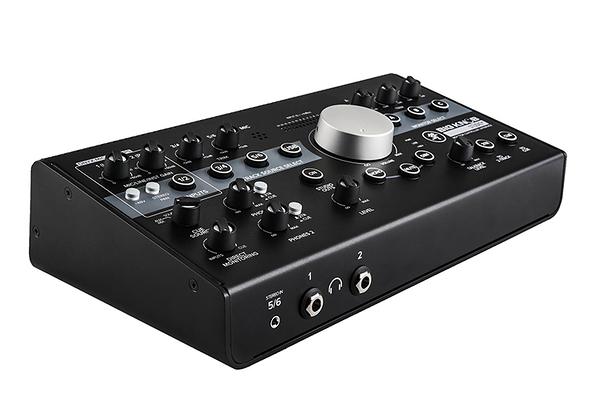 【音響世界】MACKIE New BIG KNOB STUDIO+ 6軌24bit/192KHz錄音介面三組喇叭控制器