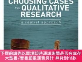 二手書博民逛書店Sampling罕見And Choosing Cases In Qualitative ResearchY25