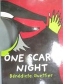【書寶二手書T1/少年童書_PMV】One Scary Night_Benedicte Guettier