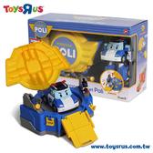 玩具反斗城 波力救援小英雄LED變形波力手提基地