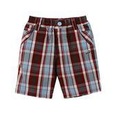 『小鱷魚童裝』格紋短褲(02號~08號)553649