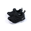 NIKE DYNAMO FREE 運動鞋 毛毛蟲鞋 黑色 小童 童鞋 343938-013 no024