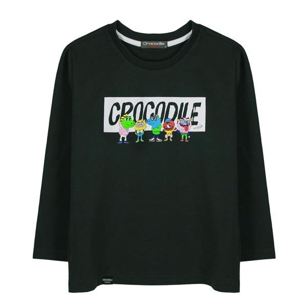 『小鱷魚童裝』Q版搞怪鱷魚T恤(06號~18號)554408