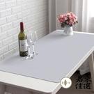 60*30公分皮質防水桌墊布辦公書桌墊長方形茶幾墊餐桌桌巾【君來佳選】