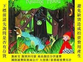 二手書博民逛書店Peep罕見Inside The Little Riding HoodY256260 Anna Milbour