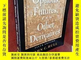 二手書博民逛書店Options,罕見Futures, AND Other Der