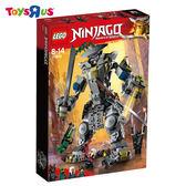 玩具反斗城  獨家   樂高 LEGO  NINJAGO 70658 鬼武機械人
