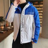 韓版修身男士保暖棉衣 男款潮休閑冬天加絨棉服 型男韓版個性時尚棉襖 男生冬天加厚簡約外套
