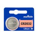 【奇奇文具】Maxell CR2032 3V 鈕扣電池/水銀電池