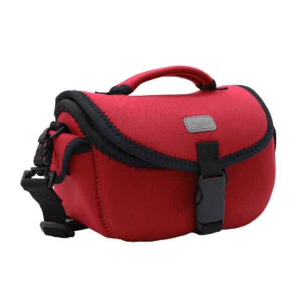 Obien歐品漾O-CAMATE多功能數位相機包(類單眼相機適用)紅