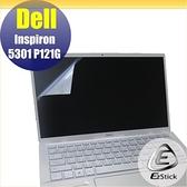 【Ezstick】DELL Inspiron 5301 P121G 靜電式筆電LCD液晶螢幕貼 (可選鏡面或霧面)