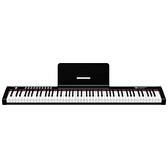 電子琴 便攜式88鍵專業電子琴多功能兒童成年初學者入門成人家用幼師專用 宜品居家