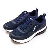 LIKA夢 GOODYEAR 固特異 專業緩震氣墊慢跑鞋 GA HUNTER狂獵系列 藍灰白 93636 男