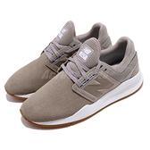 New Balance 慢跑鞋 NB 247 咖啡 棕色 白 女鞋 運動鞋 麂皮 【ACS】 WS247CGB