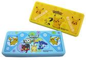 【卡漫城】 寶可夢 單層 書架 鉛筆盒 二款選一 ㊣版 鉛筆盒 Pokemon 神奇寶貝 皮卡丘 文具盒 精靈