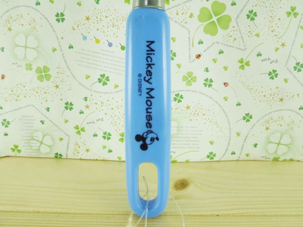 【震撼精品百貨】Micky Mouse_米奇/米妮 ~打蛋器-藍色