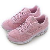 Mizuno 美津濃 WAVE RIDER 22  慢跑鞋 J1GD183165 女 舒適 運動 休閒 新款 流行 經典