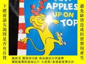 二手書博民逛書店Ten罕見Apples Up on Top..Y12498 Dr